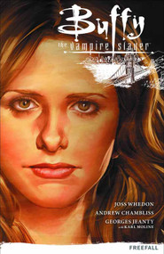 Buffy The Vampire Slayer BTVS Season 9 TPB Vol 01 Freefall -- NOV130092
