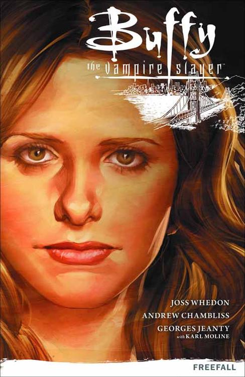 Buffy The Vampire Slayer BTVS Season 9 TPB Vol 01 Freefall -- NOV130092