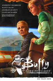 Buffy The Vampire Slayer Season 9 TPB Vol 02 On Your Own -- NOV130093