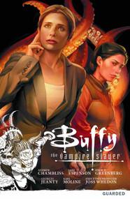 Buffy The Vampire Slayer BTVS Season 9 TPB Vol 03 Guarded -- NOV130094
