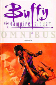 Buffy The Vampire Slayer Omnibus TPB Vol 04 -- NOV130099