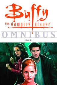 Buffy The Vampire Slayer Omnibus TPB Vol 05 -- NOV130100