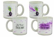 Tim Burton Toxic Boy 11 Oz Heat Sensitive Mug -- NOV130108