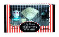 Tim Burton Oyster Boy PVC Set New Edition -- NOV130109