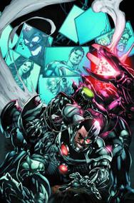 Justice League #27 Combo Pack (evil) -- Batman Superman -- NOV130125