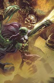 Justice League Of America #11 Combo Pack (evil) -- Batman -- NOV130129