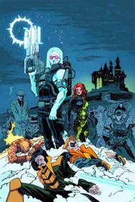 Forever Evil Rogues Rebellion #4 (of 6) -- NOV130139