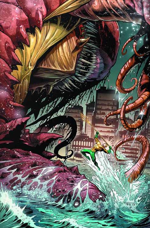 Aquaman #27 -- NOV130142
