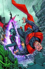 Justice League 3000 #2 -- Batman Superman Wonder Woman -- NOV130147