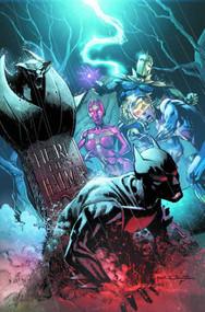 Earth 2 Annual #2 -- Dark Knight -- NOV130152