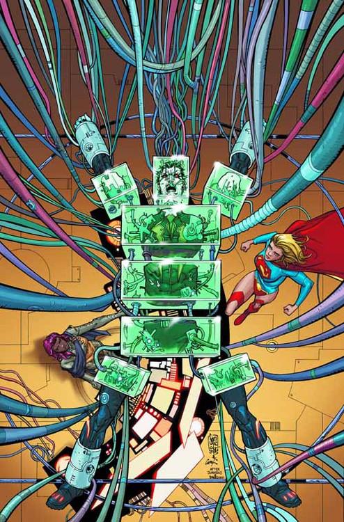 Supergirl #27 -- NOV130163