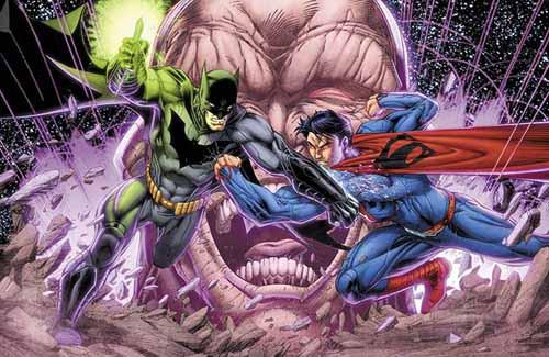 Batman Superman #7 Combo Pack -- Dark Knight -- NOV130166