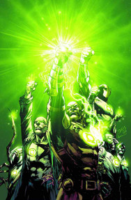 Green Lantern Corps Annual #2 -- NOV130201
