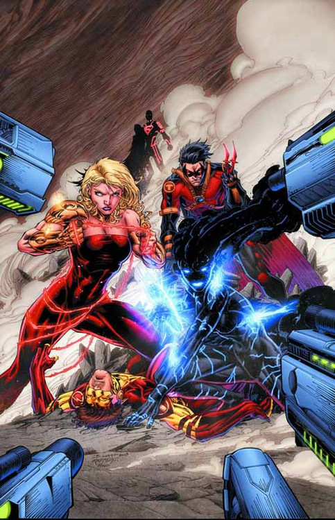Teen Titans #27 -- NOV130211
