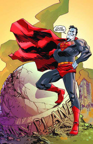 Adventures Of Superman #9 -- NOV130218