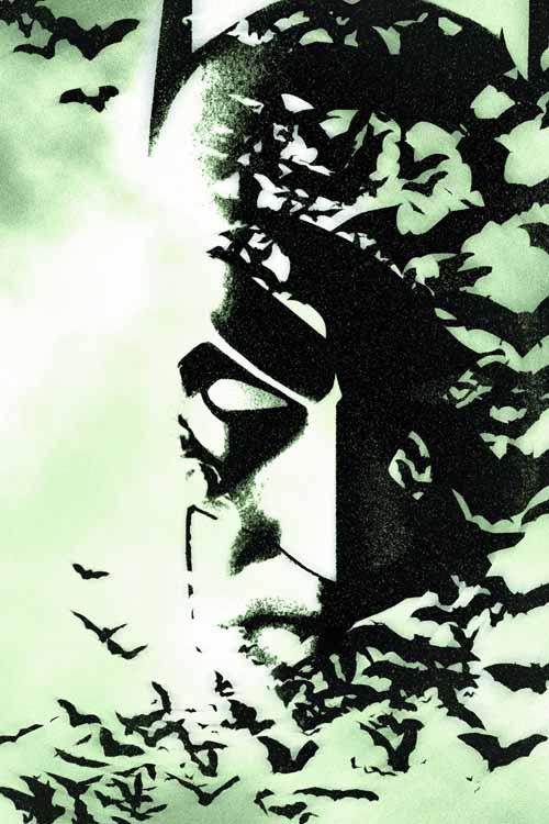 Batman Black & White #5 (of 6) -- Dark Knight -- NOV130219