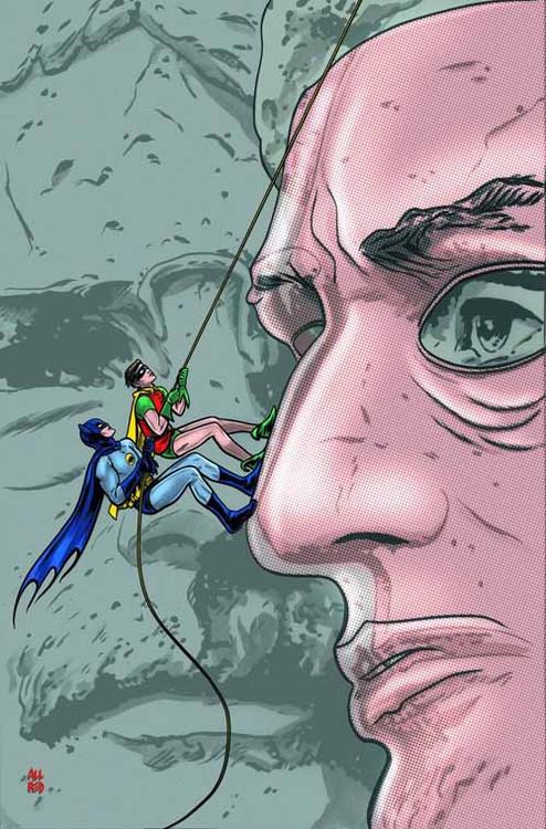 Batman 66 #7 -- Dark Knight -- NOV130221