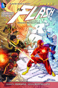 Flash TPB Vol 02 Rogues Revolution (n52) -- NOV130229