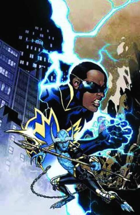 DC Universe Presents TPB Vol 03 Black Lightning Blue Devil -- NOV130230
