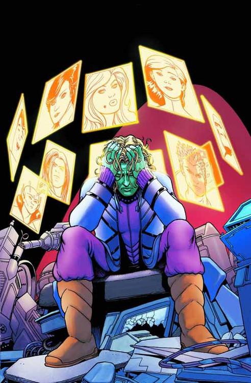 Legion Of Superheroes TPB Vol 03 Fatal Five (n52) -- NOV130232