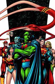 Martian Manhunter Son Of Mars TPB--Superman Justice League -- NOV130245