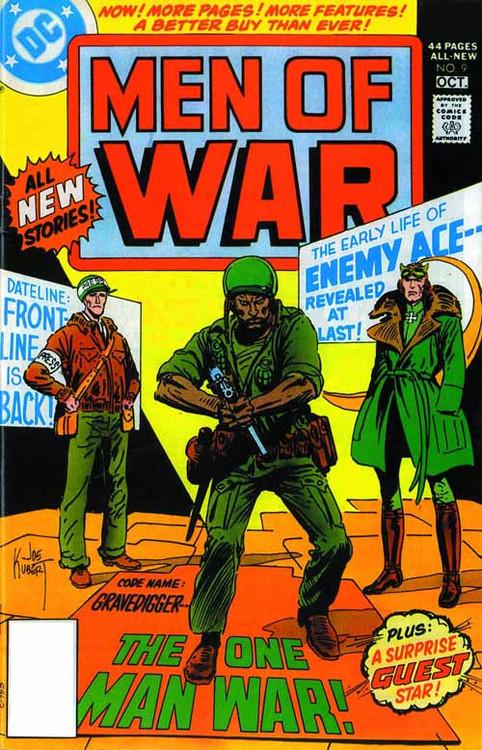 Showcase Presents Men Of War TPB -- NOV130246