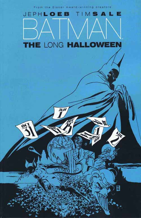 Batman The Long Halloween TPB New Edition -- Dark Knight -- NOV130251