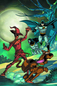 Scooby Doo Team Up #2 -- NOV130259
