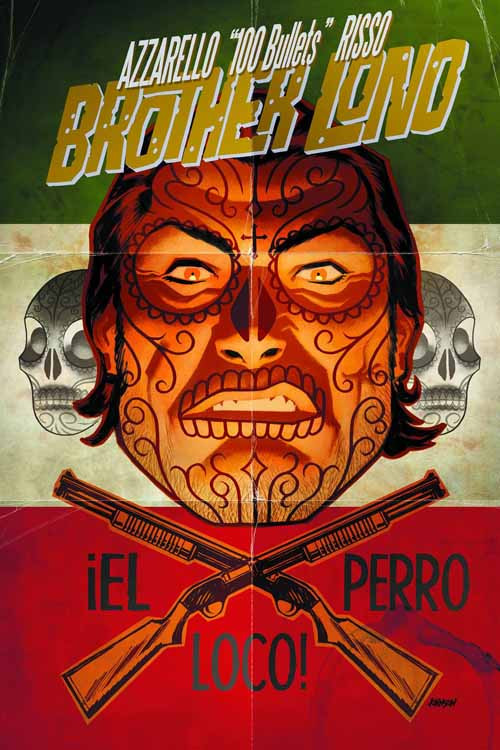100 Bullets Brother Lono #8 (of 8) (Mature Readers) -- NOV130268