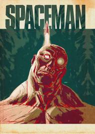 Spaceman TPB (Mature Readers) -- NOV130269