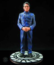 Battlestar Galactica BSG Admiral Adama Animated Maquette -- JUL121825