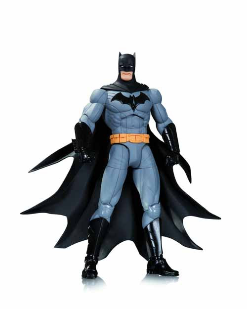 DC Comics Designer Series 1 Greg Capullo Batman Act Figure -- NOV130284