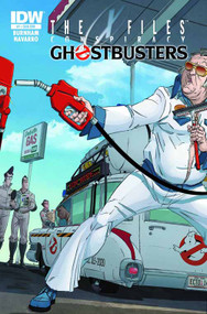 X-Files Conspiracy Ghostbusters #1 Subscription Variant -- NOV130298
