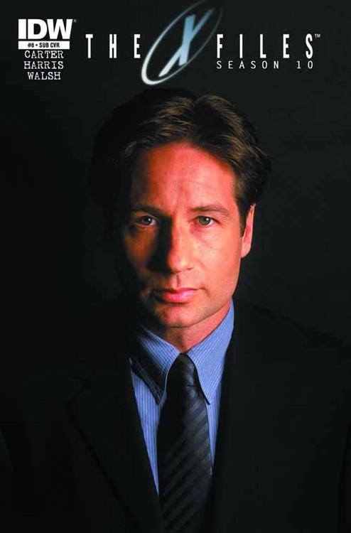 X-Files Season 10 #8 Subscription Variant -- NOV130301