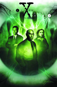 X-Files Classics HC Vol 03 -- NOV130304