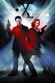 X-Files Classics HC Vol 01 -- NOV130305