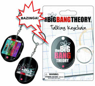 Big Bang Theory Talking Keychain 12-Piece Assortment -- JUL122029