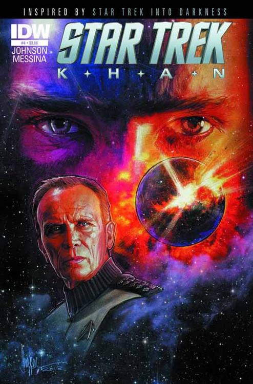 Star Trek Khan #4 (of 5) -- NOV130307