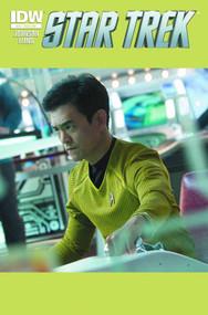 Star Trek Ongoing #29 Subscription Variant -- NOV130310