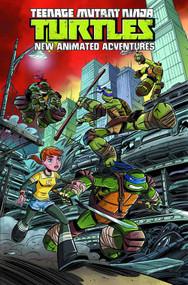 Teenage Mutant Ninja Turtles New Animated Adventures TPB 01 -- NOV130313