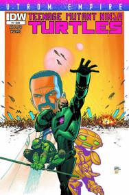 Teenage Mutant Ninja Turtles Utrom Empire #1 (of 3) -- NOV130315