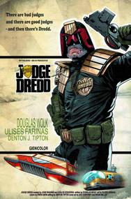Judge Dredd Mega City Two #1 (of 5) Subscription Variant -- NOV130327