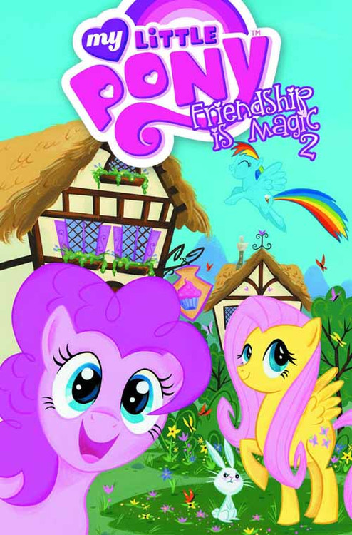 My Little Pony Digest TPB Vol 02 -- NOV130339