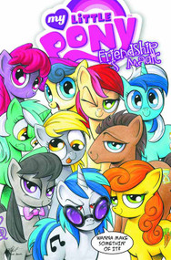My Little Pony Friendship Is Magic TPB Vol 03 -- NOV130340
