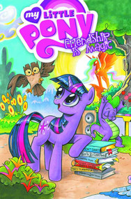 My Little Pony Friendship Is Magic TPB Vol 01 -- NOV130341
