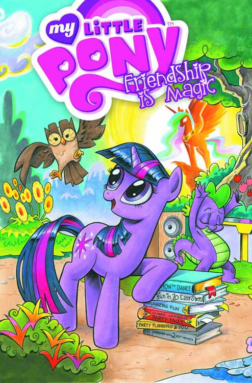 My Little Pony Friendship Is Magic TPB Vol 01 -- NOV130341