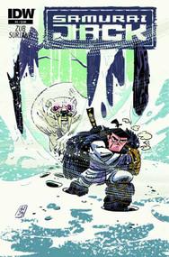 Samurai Jack #4 -- NOV130346