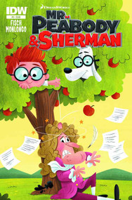 Mr Peabody & Sherman #3 (of 4) Subscription Variant -- NOV130353