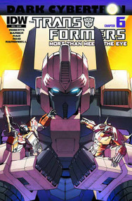 Transformers More Than Meets Eye #25 Dark Cybertron Part 6 -- NOV130365