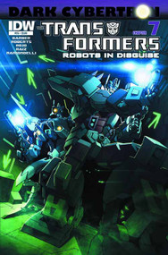 Transformers Robots In Disguise #25 Dark Cybertron Part 7 -- NOV130368